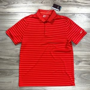 Nike Golf Dri-Fit Polo Striped Standard Fit